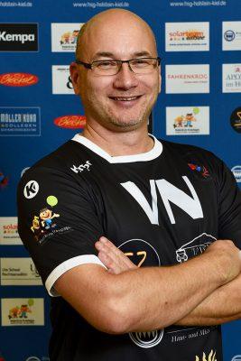 Teammanager - Aufbaubereich Boris von Neindorff