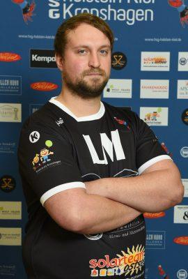 Trainer Lasse Möller