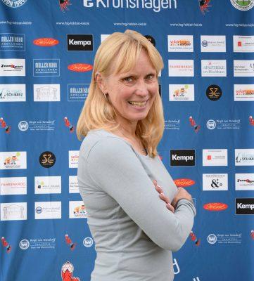 Stllv. HSG-Leiterin Ulrike Pollakowski