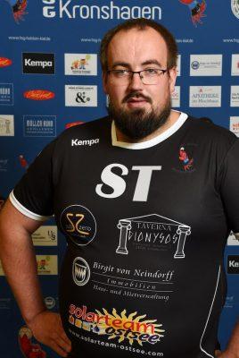 Jugendkoordinator - Stefan Selck